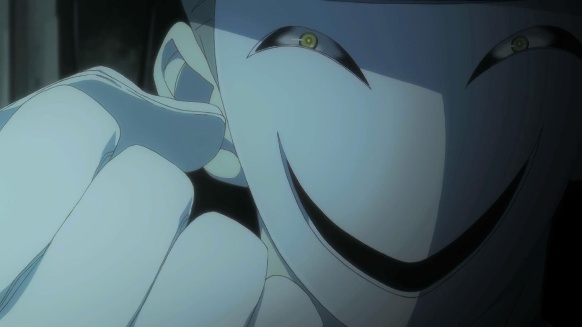 Anime Jester Mask Materi Pelajaran 9